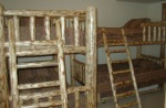Bunk Bed Bedroom - 4 single beds