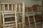 Bunk Bed Bedroom - 4 single beds