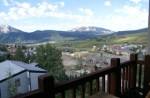 view deck valley crested butte